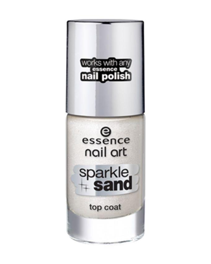 Sparkle Sand Top Coat Nail Polish -  24 I Feel Gritty