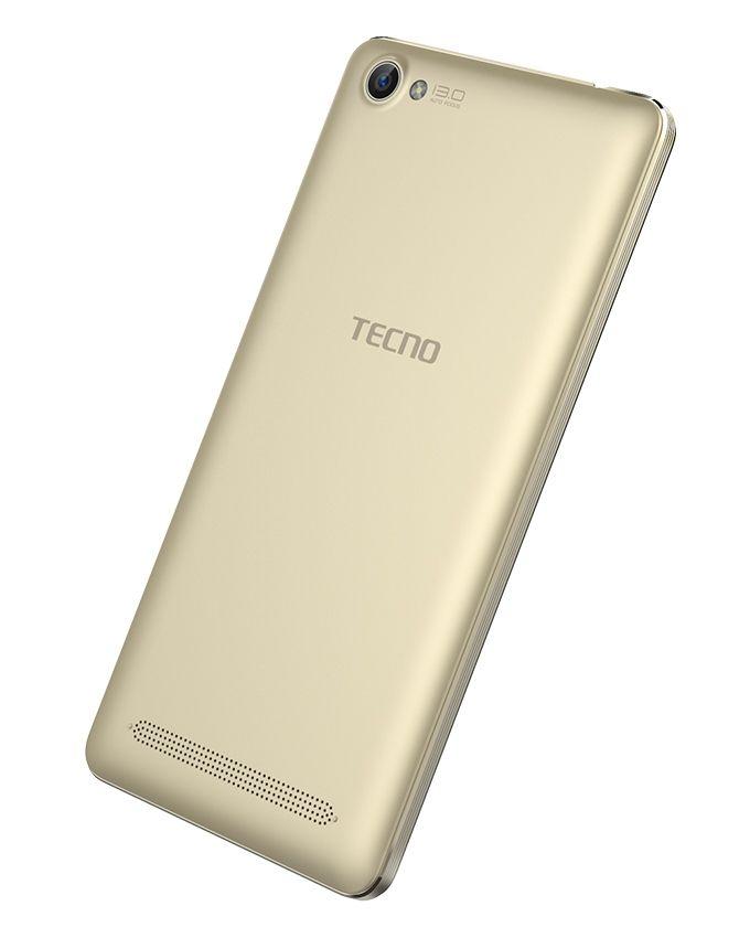موبايل W5 Lite - شاشة 5.5 بوصة - ثنائي الشريحة - ذهبي