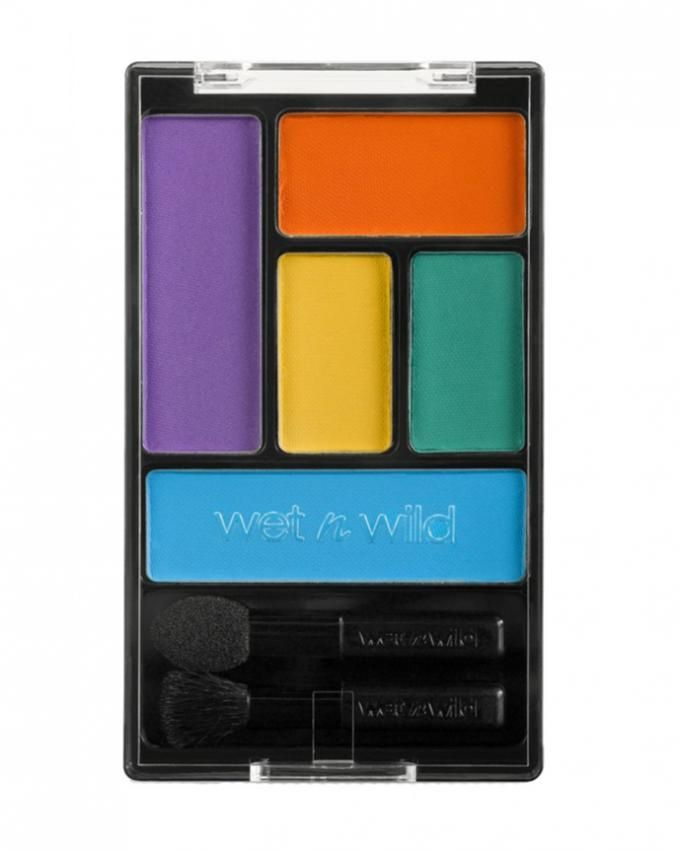 Color Icon Eye Shadow Palette – 391A Art in The Streets