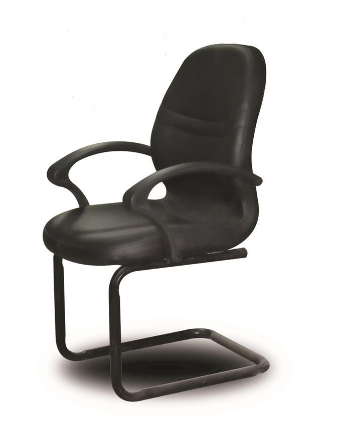 Sunny Metal Madrid Leather Chair Black Buy Online Jumia Egypt