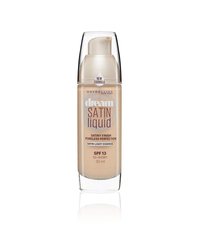 Liquid Foundation Satan 10 – Ivory