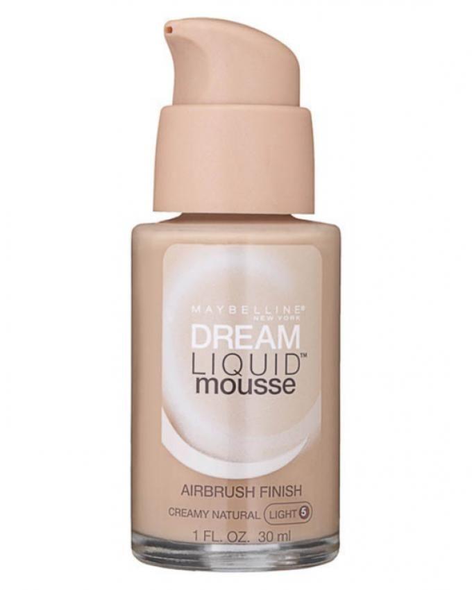 Dream Liquid Mousse Foundation -  Light 5 Creamy Natural