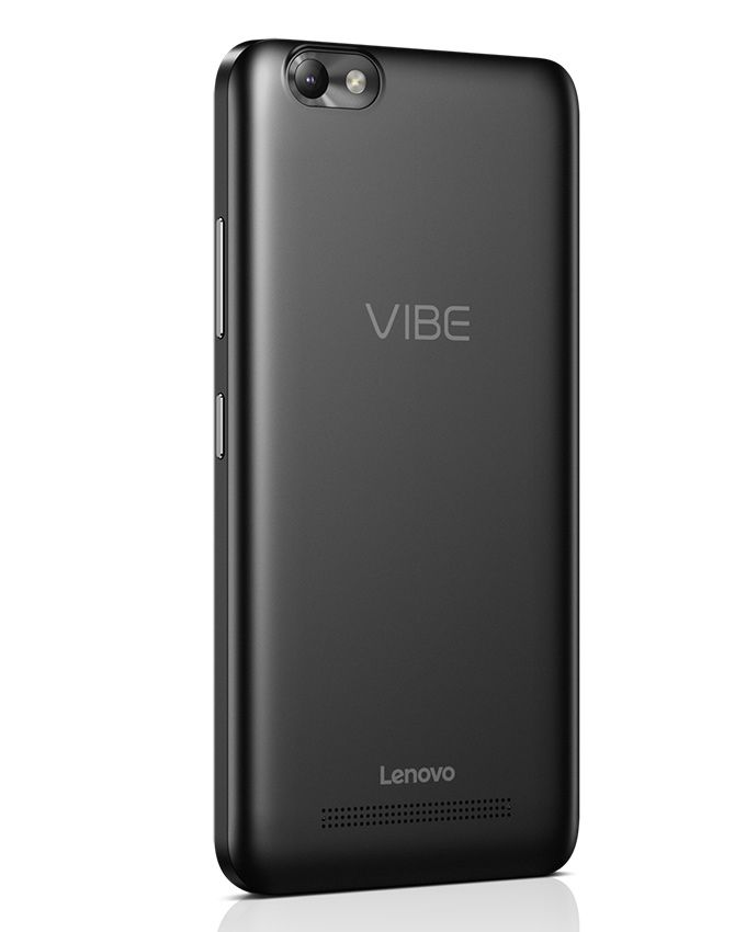 Vibe C (A2020) - 5.0 - 8GB Dual SIM 4G Mobile Phone - Black