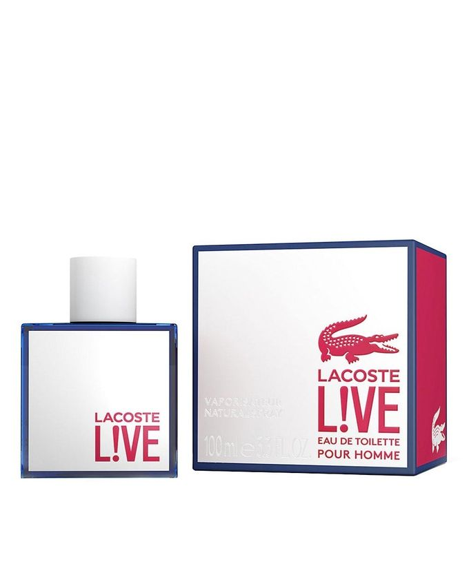 Live - For Men - EDT – 100ml