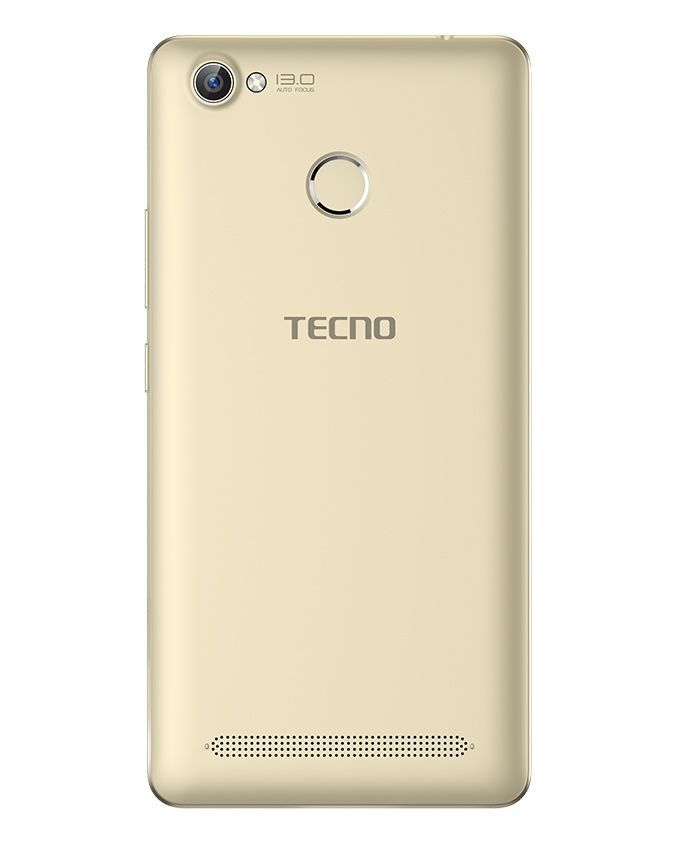 W5 - 5.5 - 4G Dual SIM Mobile Phone - Champagne Gold