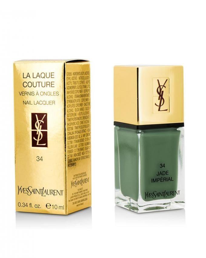 Nail Polish - 10ml - Jade Imperial
