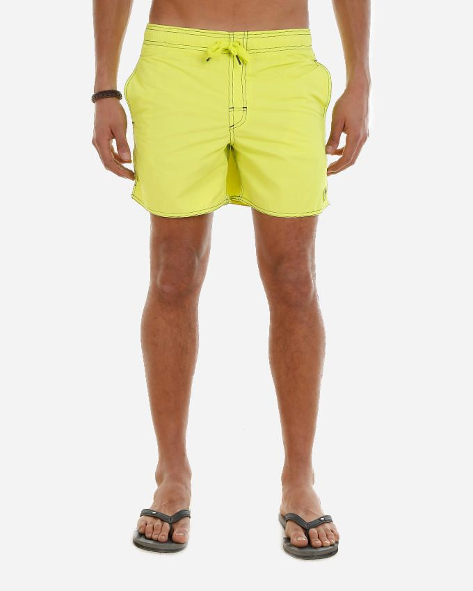 Adidas SL Men Swimshort - Neon Apple Green