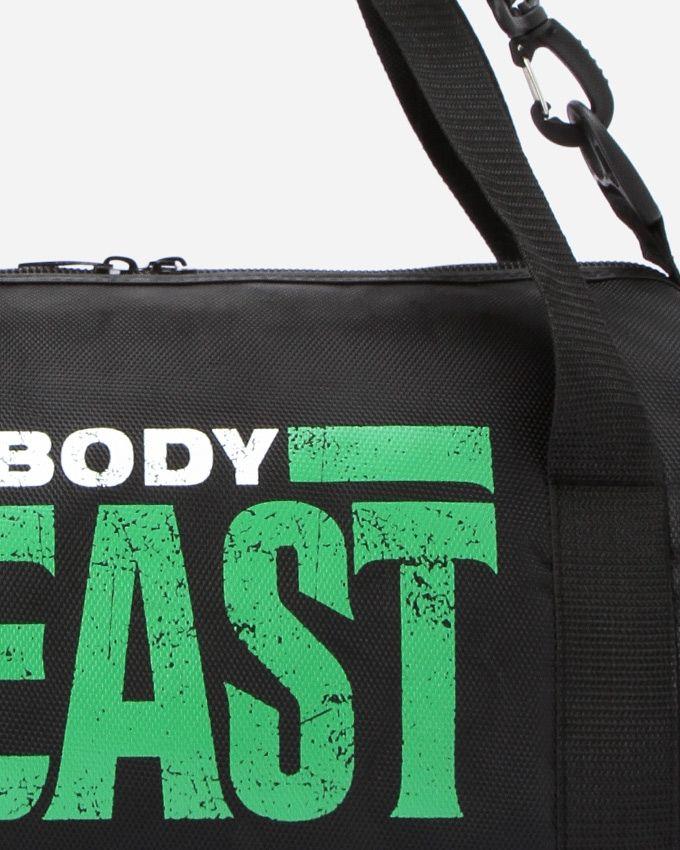 Body Beast Gym Bag - Black