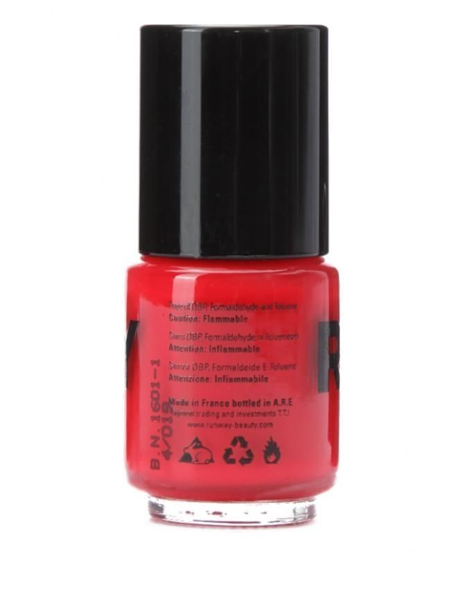 Breathe Nail Lacquer - Red Currant - 11ml