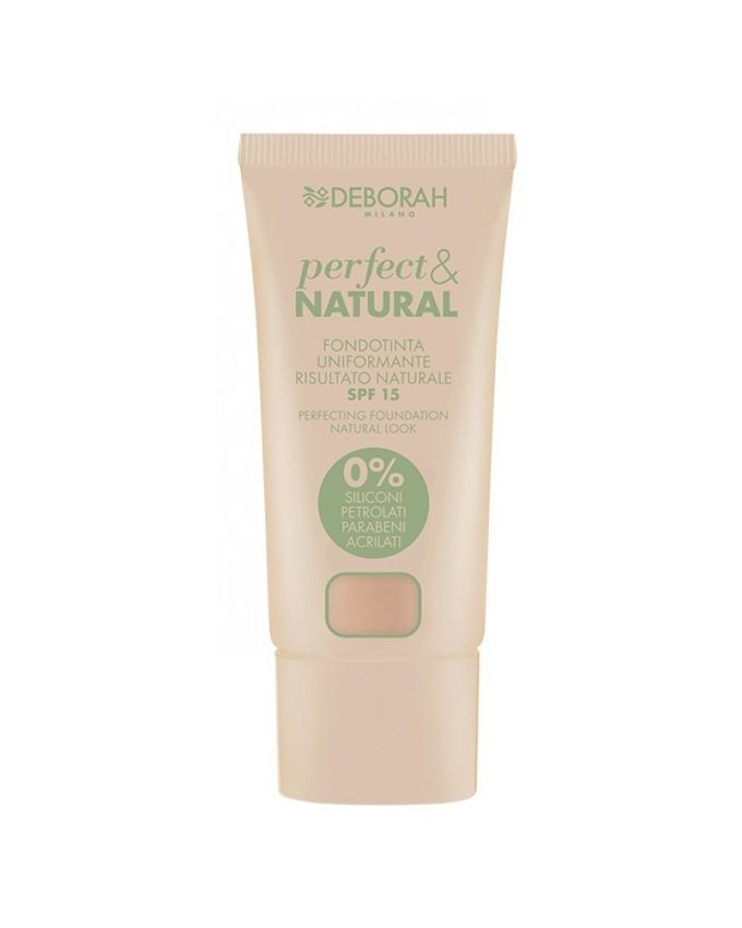 Perfect & Natural Foundation - 02 Light Rose