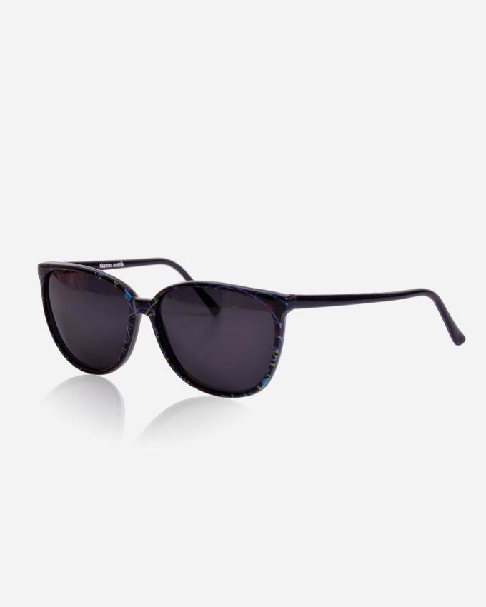 Ticomex Novelty Women's Sunglasses - Black Dekor 2 logo