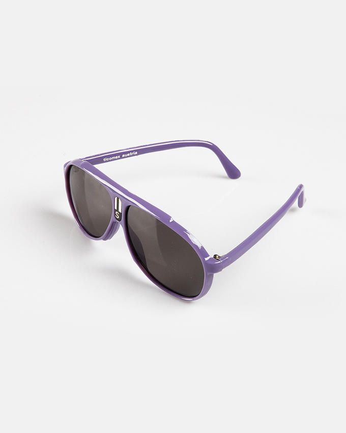 Ticomex Aviator Style Kids Sunglasses - Purple