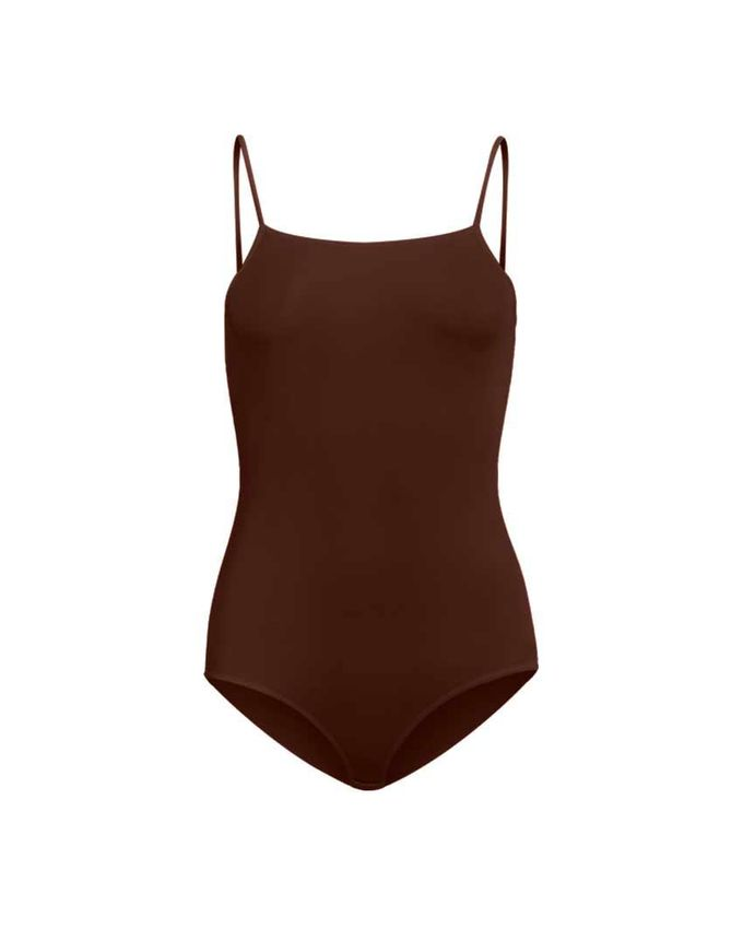 Silvy Wave 4 Lolita Brown Lycra Bodywear
