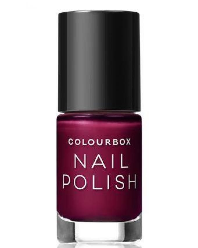 Colourbox Nail Polish - Soft Berry
