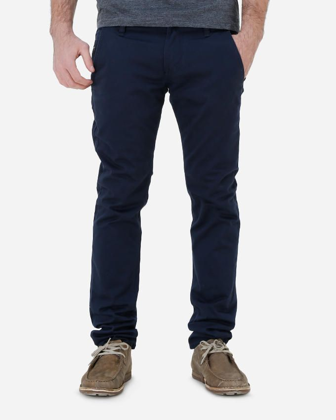 Guess Madison Slim Tapered - Indigo Blue