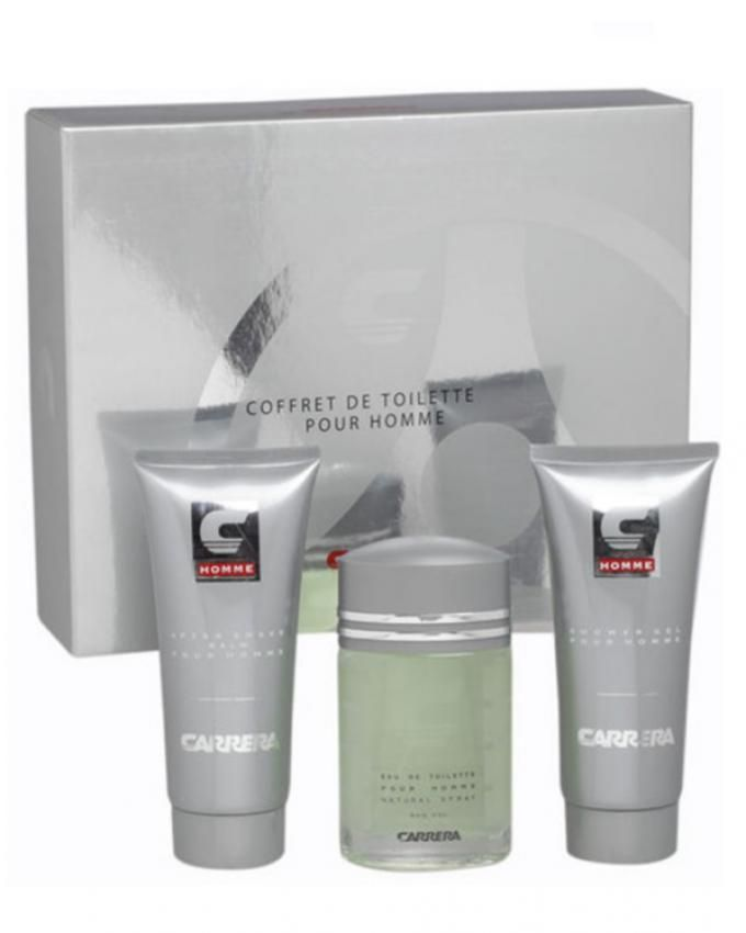 Pour Homme - EDT - 100 ml + Shower Gel  - 200 ml + After shave - 200 ml