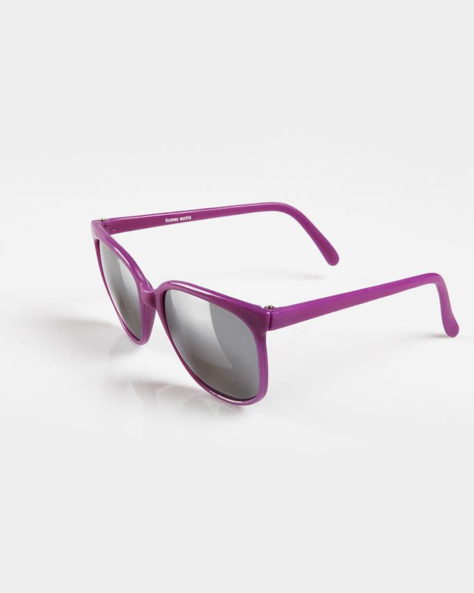 Ticomex Vintage Square Kids Sunglasses - Purple