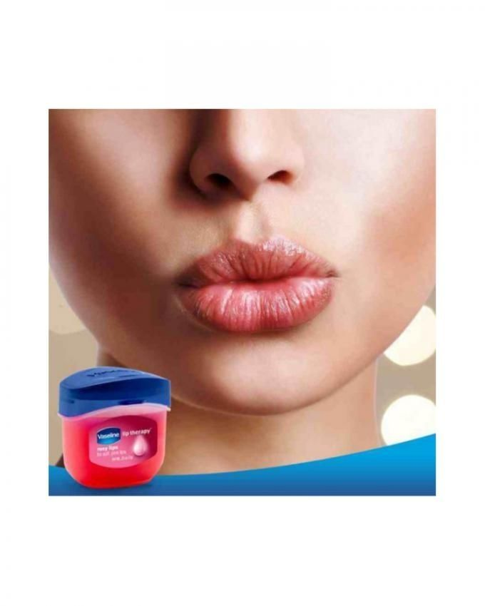 Lip Therapy - Rosy Lips for Soft -  Pink