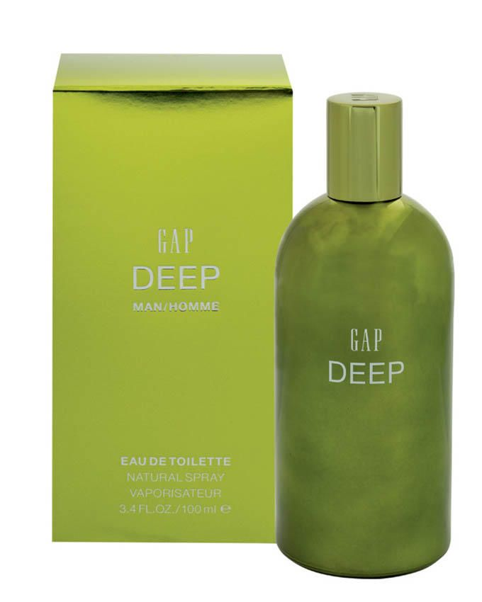 Deep - For Men – EDT – 100 ml