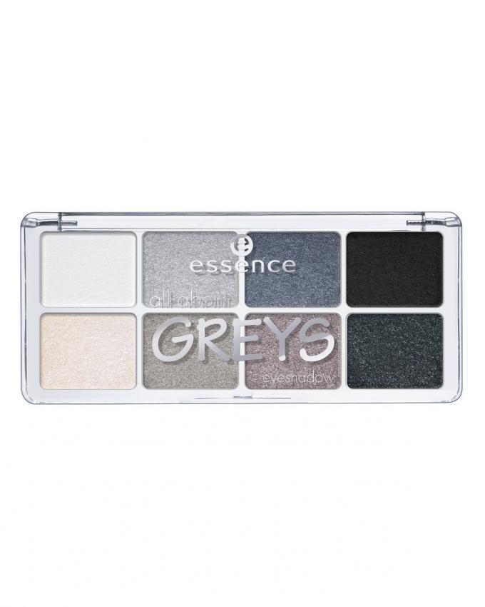 Eye-Shadow Palette – Greys