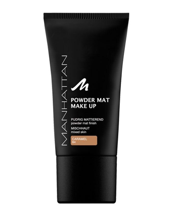 Powder Mat Finish – 84 Caramel