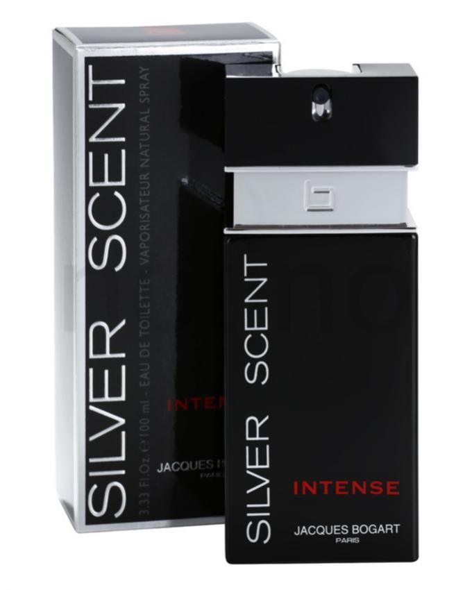 Silver Scent Intense - EDT - For Men - 100 ML