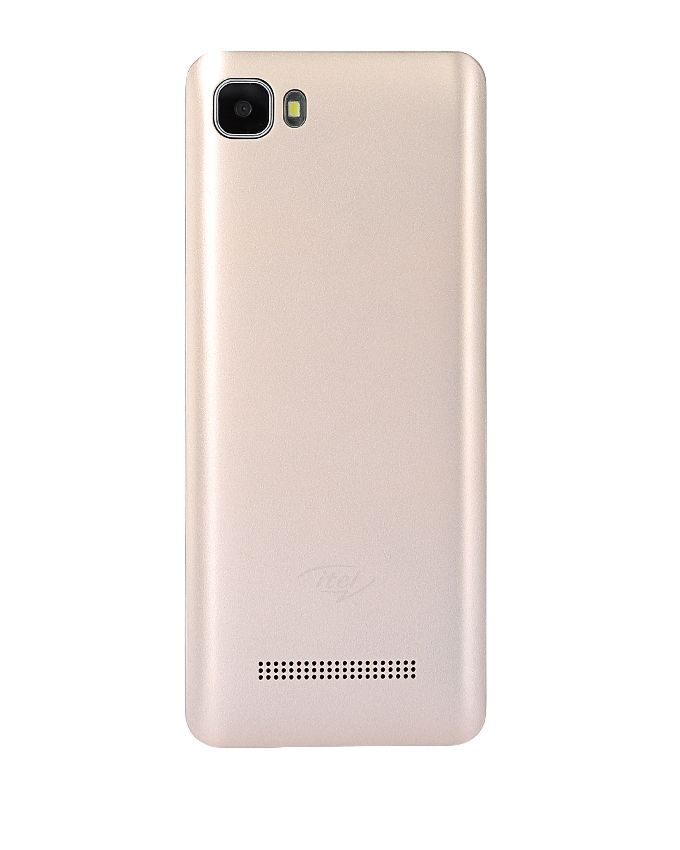it5231 - 2.4 Dual SIM Mobile Phone - Gold