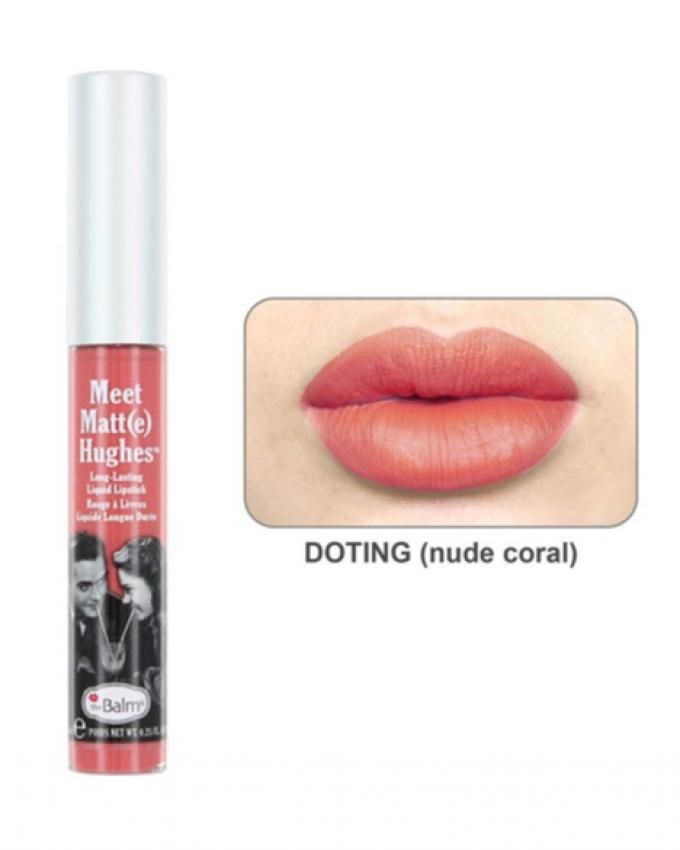 Meet Matt(e) Hughes Lip-Gloss – Doting