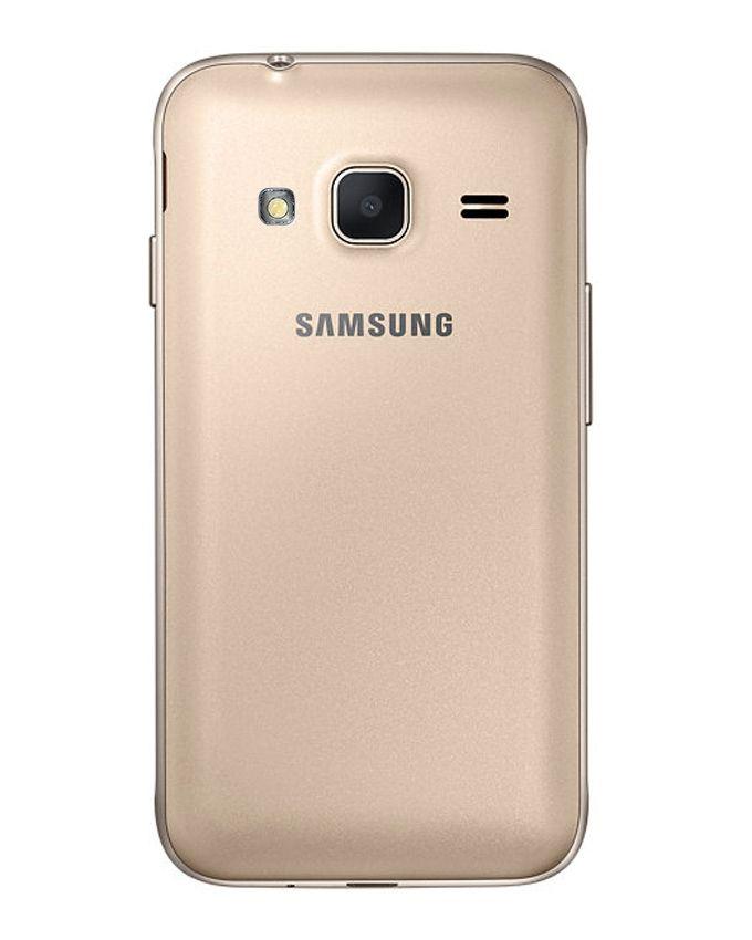 جالاكسي جي 1 ميني برايم - موبايل ثنائي الشريحة 3G - شاشة 4.0 بوصة - ذهبى