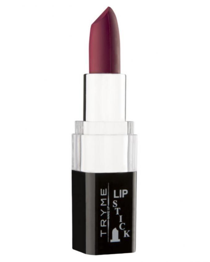 Velvet Matte Lipstick - Crazy Pink
