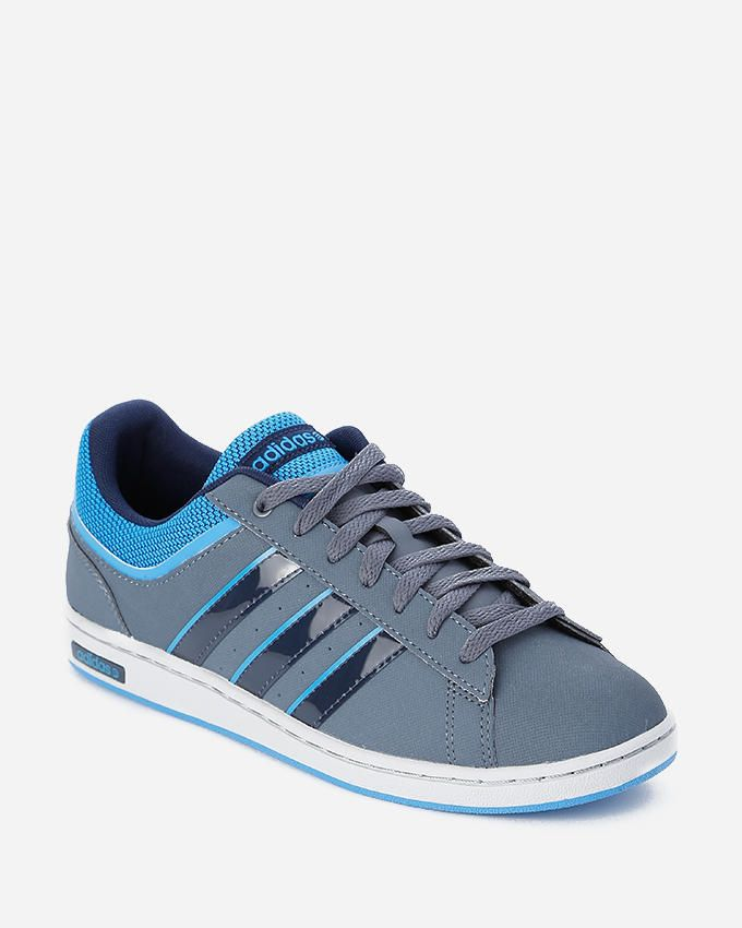 Diez años apilar pronto  Adidas Derby Set Trainers - Grey & Turquoise - Fainoo?