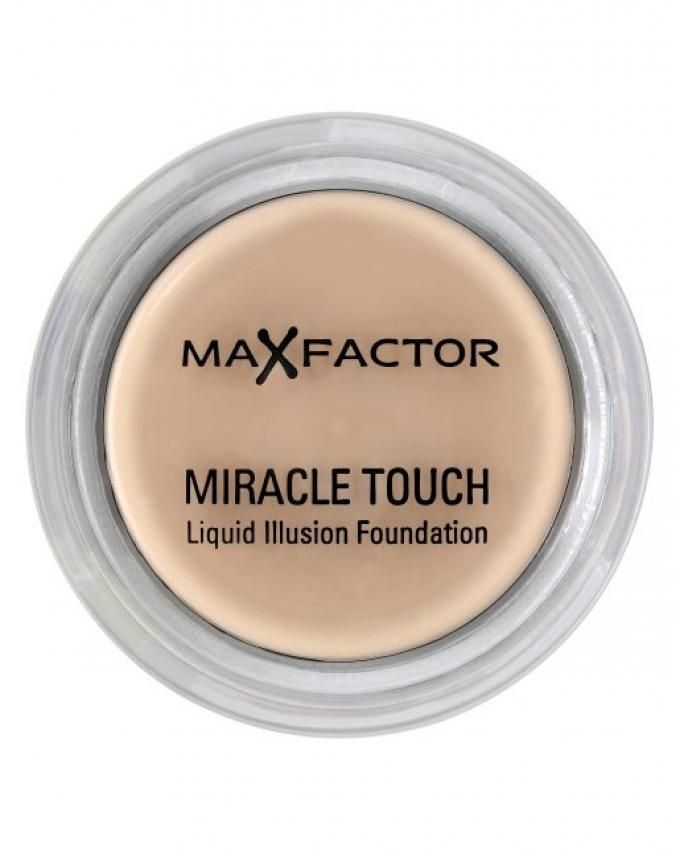 Miracle Touch Blushing  Foundation - Beige 055