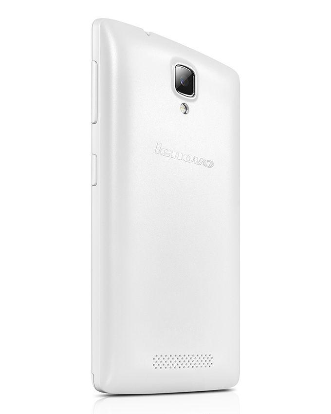 موبايل A1000 - ثنائى الشريحة - 4 بوصة - أبيض