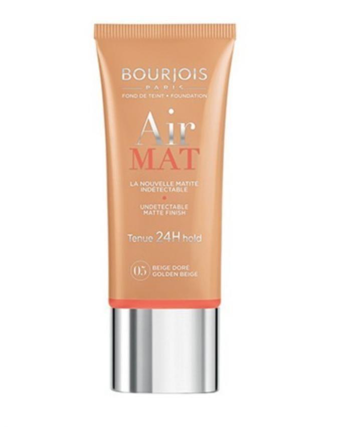 Air Mat Undetectable Matte Finish Foundation -  30 ml - 05 Golden Beige