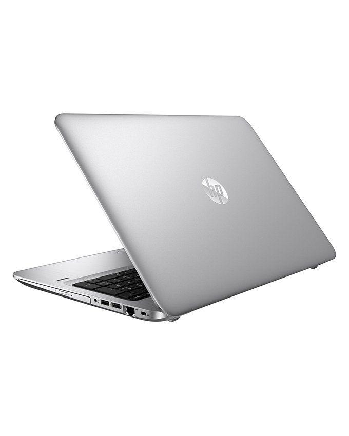 لاب توب ProBook 450 G4 - انتل كور i7 - رام 8 جيجا بايت - هارد ديسك درايف 1 تيرا بايت - شاشة عالية الجودة 15.6 بوصة - معالج بينات 2 جيجا بايت - DOS - فضي