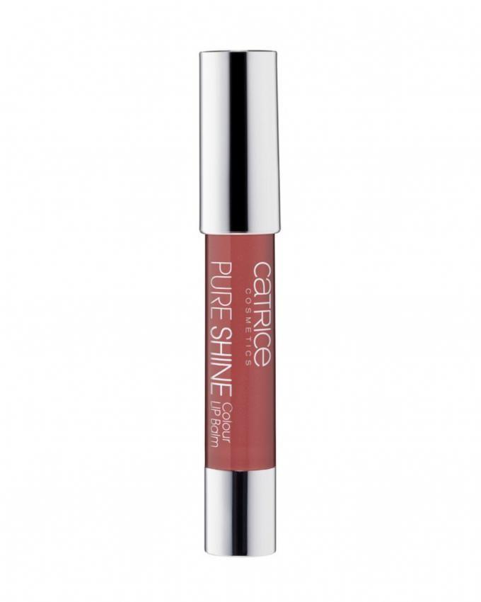 Pure Shine Colour Lip Balm - 010 Rose & Woody