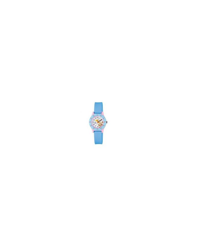 Q&Q VQ13-006 Rubber Watch - Blue