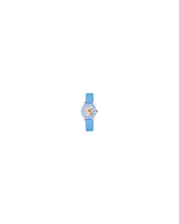 Q&Q VQ13-006 Rubber Watch - Blue