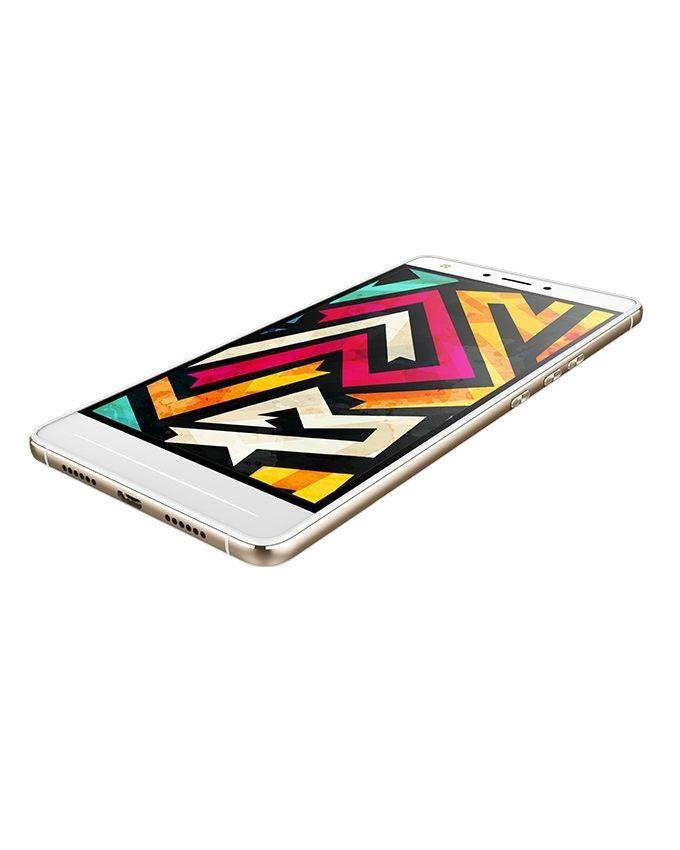 J8 - 5.5 Dual SIM Mobile Phone - White
