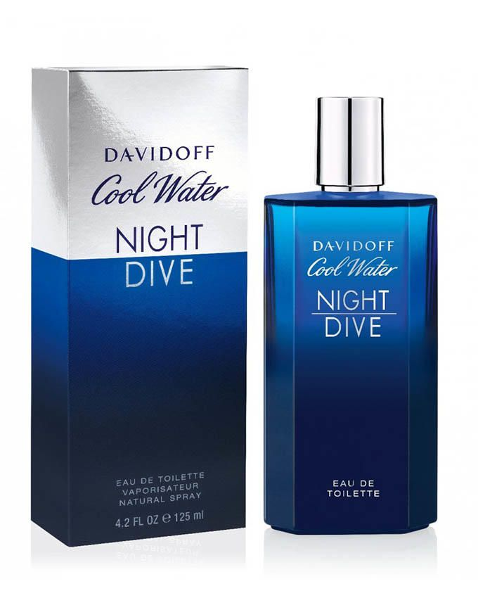 Cool Water Night Dive – for Men – EDT – 125 ml