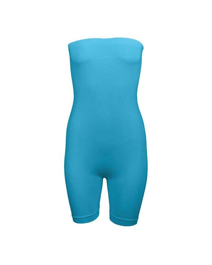Silvy Eva Turquoise Lycra Bodywear