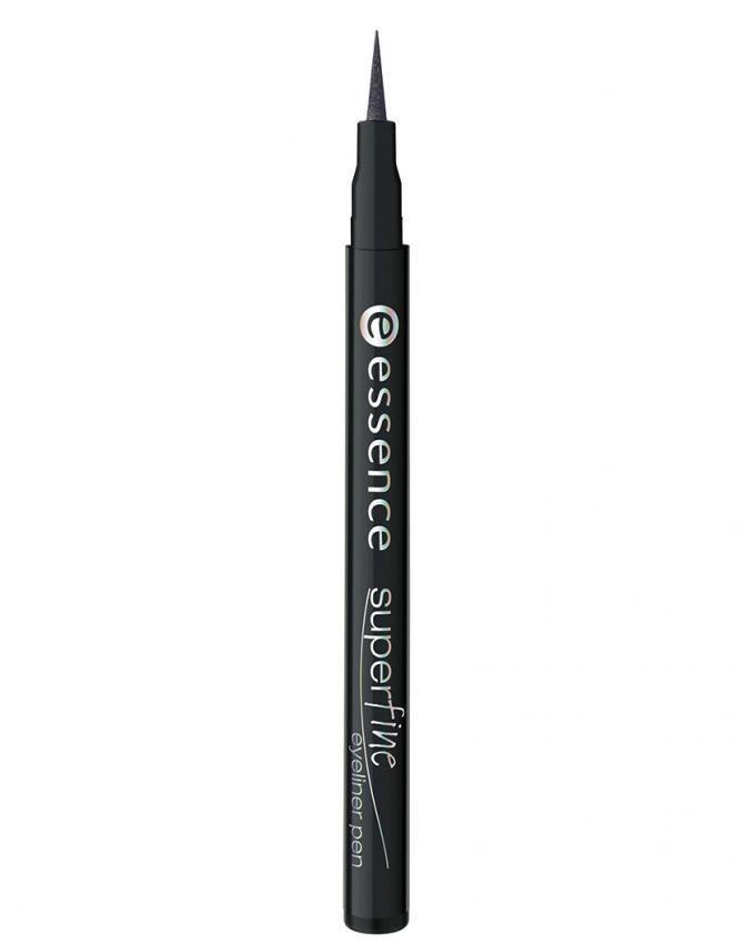 Super Fine Eyeliner Pen - 01 Deep Black