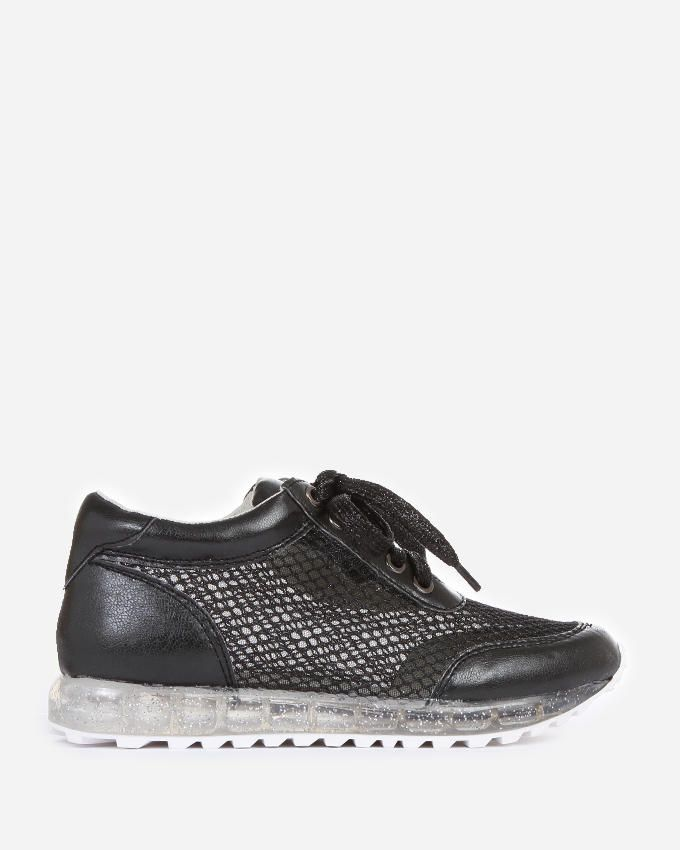 White Leather Tennis Shoes  S Four Stripes