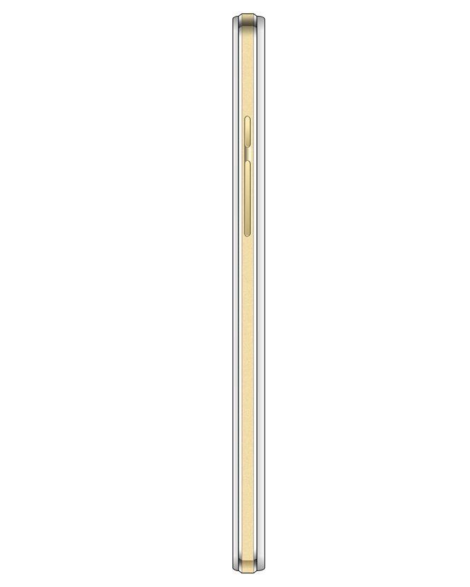 V7 - 5 Dual SIM Mobile Phone - White