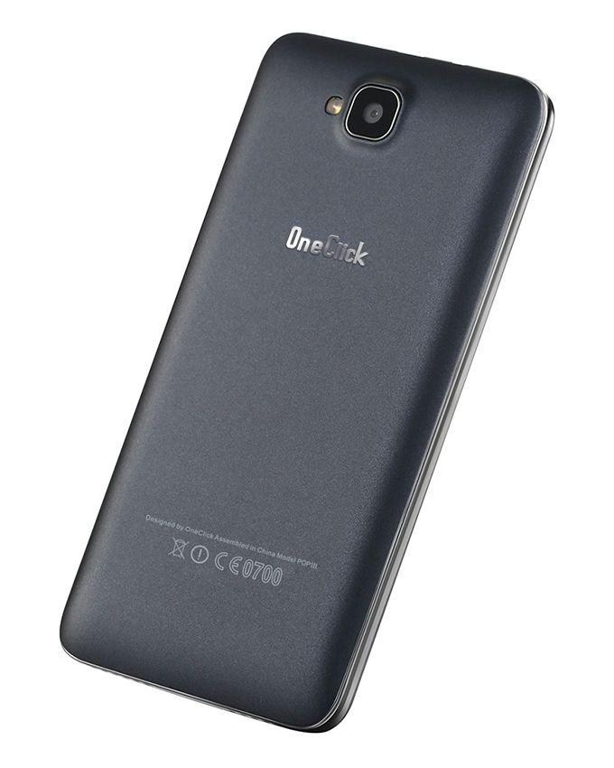 موبايل بوب III - شاشة 5.0 بوصة - 4G - أسود