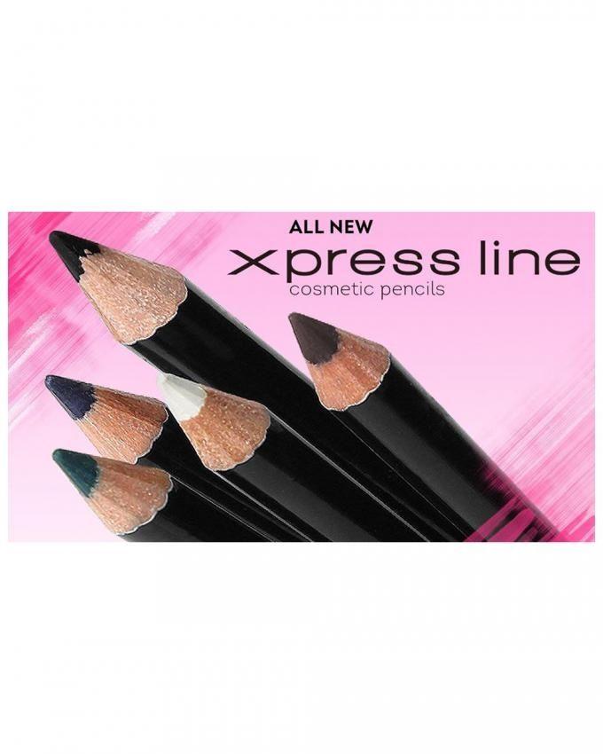 Xpress Line Cosmeticpencils – White