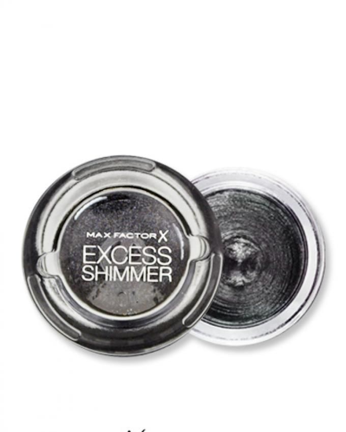 Excess Shimmer Eyeshadow - 30 Onyx