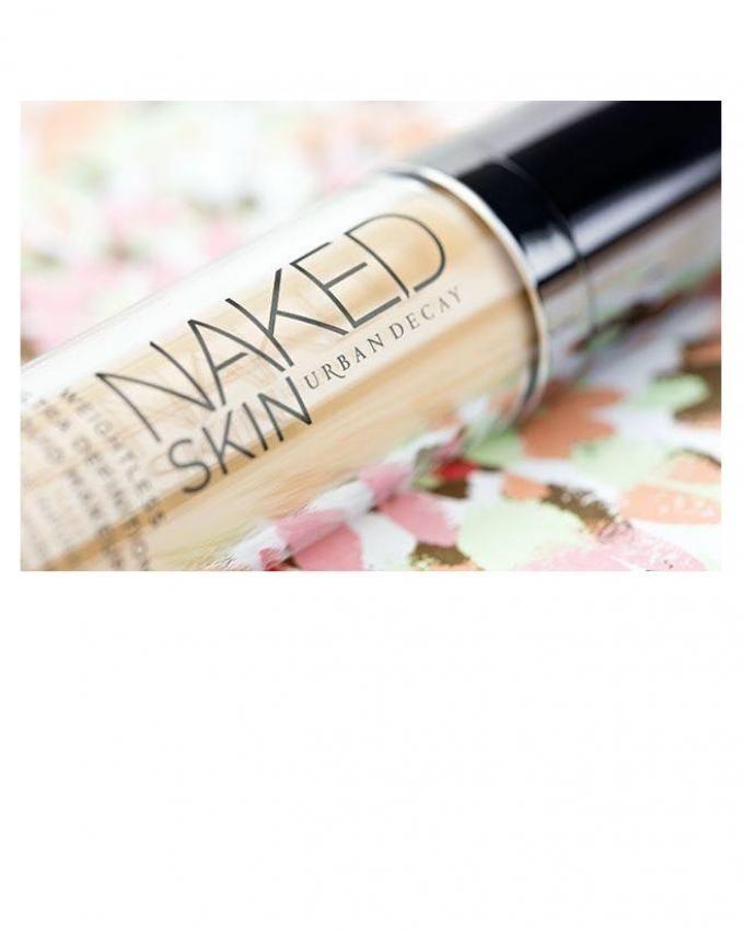 Naked Skin Liquid Foundation – 02