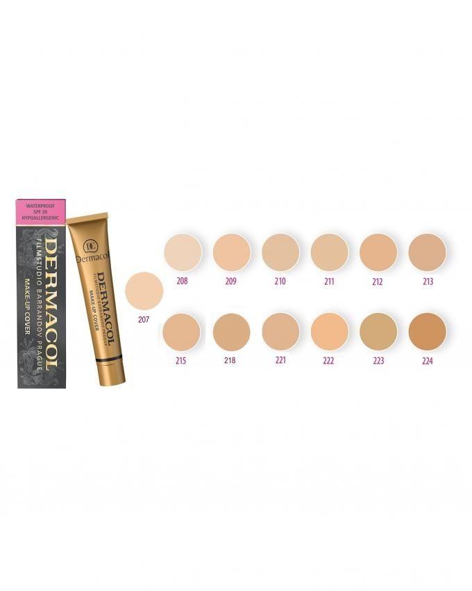 Waterproof Make-Up Cover - 213