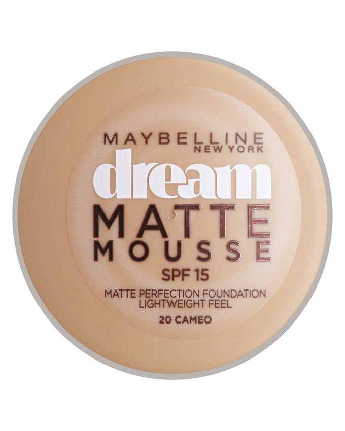 020 Dream Matt Mousse Foundation